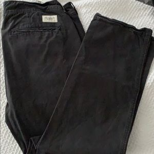 Abercrombie & Fitch Pants - Abercrombie & Fitch Men's Chino Pants 34x30